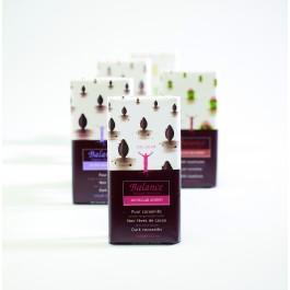Balance -carb Schokolade: Dunkle Schokolade 72%Kakao 100g