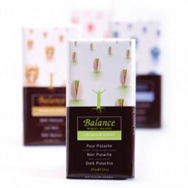 Balance -carb Schokolade: Dunkle Pistazie 85g
