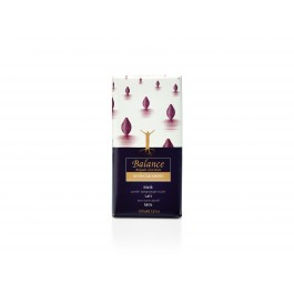 Balance -carb Schokolade: Vollmilch 100g