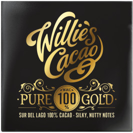 Willie's Cacao Pure Gold 100%